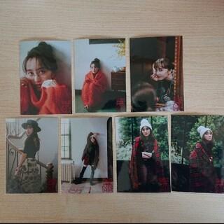 モモイロクローバーゼット(ももいろクローバーZ)のももクロ 百田夏菜子 Talk With Me ~シンデレラタイム~ 生写真(アイドルグッズ)