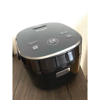 SHARP - SHARP シャープ 炊飯器 2020年製 KS-CF05B-B ブラック