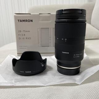 TAMRON - TAMRON 28-75 F2.8 Di Ⅲ RXD (A036SE)