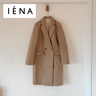 イエナ(IENA)の美品【IENA】ウールビーバーチェスターコート 36(チェスターコート)