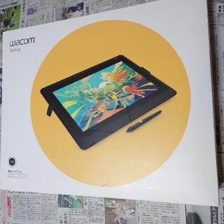 ワコム(Wacom)のwacom Cintiq 16 液晶ペンタブレット DTK-1660/K1-DX(PC周辺機器)