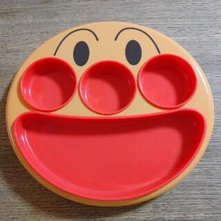 アンパンマン(アンパンマン)のアンパンマン フェイス ランチ皿(プレート/茶碗)