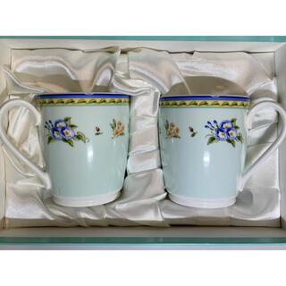 Tiffany & Co. - 【新品・未使用】ティファニー ♡ モーニンググローリー マグカップ