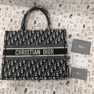 Dior - DIOR BOOK TOTE ブックトート スモールバッグ Christian