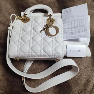 Dior - 美品  Dior レディディオールバッグ