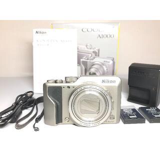 Nikon - ニコン COOLPIX A1000 シルバー