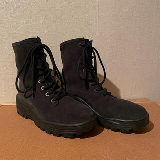 フィアオブゴッド(FEAR OF GOD)のyeezy season 6 combat boots サイズ42(ブーツ)