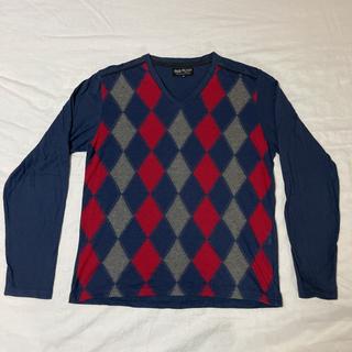 ビームス(BEAMS)のBEAMS メンズ カットソー M(Tシャツ/カットソー(七分/長袖))