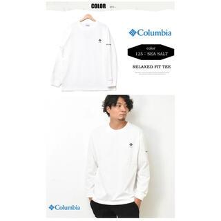 コロンビア(Columbia)のコロンビア Columbia ロンT Tシャツ 長袖(Tシャツ/カットソー(七分/長袖))