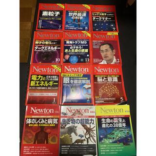 Newton まとめ売り+おまけ(専門誌)