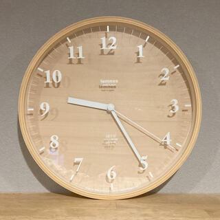 レムノス 掛け時計