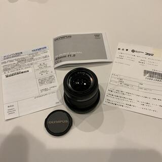 OLYMPUS - M.ZUIKO DIGITAL 45mm F1.8 (ブラック)