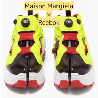 Maison Martin Margiela - MAISON MARGIELA x Reebok タビ ポンプ スニーカー