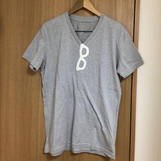 ウノピゥウノウグァーレトレ(1piu1uguale3)の1PIU1UGUALE3 ワッペン Tシャツ(Tシャツ/カットソー(半袖/袖なし))