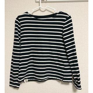 グレイル(GRL)のTシャツ ロンT  長袖 ボーダー(Tシャツ/カットソー(七分/長袖))