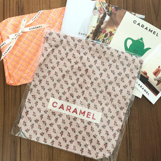 Caramel baby&child  - caramel 新品トートバッグ