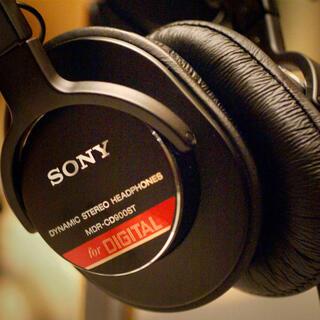 SONY - SONY MDR-CD900ST