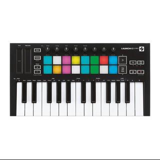 novation LAUNCHKEY MINI MK3 MIDIキーボード
