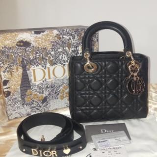 Christian Dior - 今日限定値下げ  LADY DIOR ミニバッグ