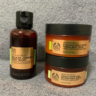 THE BODY SHOP  3点セット
