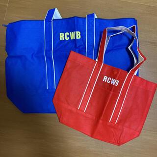 ロデオクラウンズワイドボウル(RODEO CROWNS WIDE BOWL)のRCWB ロデオクラウンズ ショップ袋 ショッパー(ショップ袋)