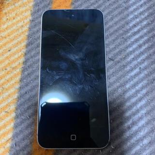 アイポッドタッチ(iPod touch)の[ジャンク]Apple iPodtouch 第5世代旧型(その他)