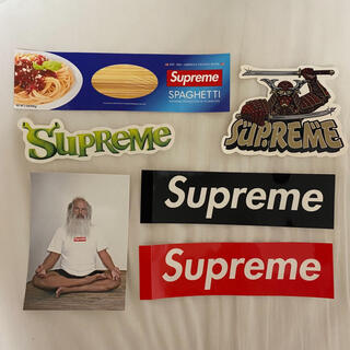 Supreme - Supreme ステッカー 6枚 box logo シュプリーム