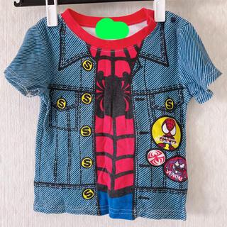 ユニバーサルスタジオジャパン(USJ)のスパイダーマン☆Tシャツ☆USJ☆ユニバ(Tシャツ/カットソー)