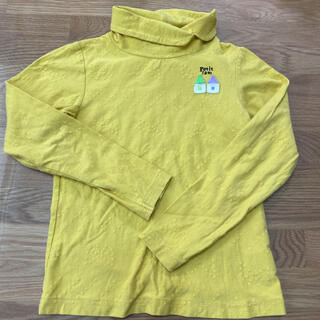 プチジャム(Petit jam)のプチジャム 130サイズ 長袖トップス(Tシャツ/カットソー)