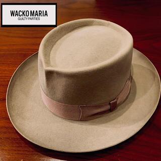 WACKO MARIA - WACKO MARIA ワコマリア ハット ビーバー MEXICO THR-04