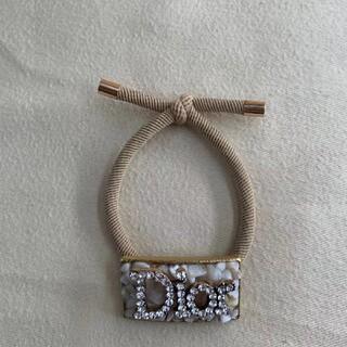Dior ディオール ヘアゴム ゴム ノベルティ