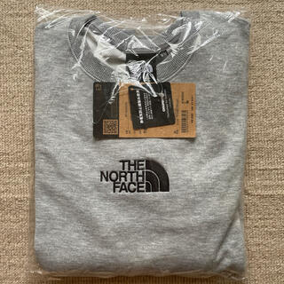 ザノースフェイス(THE NORTH FACE)の新品 ノースフェイス NT62002X Z Mサイズ(トレーナー/スウェット)