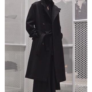 ヨウジヤマモト(Yohji Yamamoto)のYohji Yamamoto 19-20aw ヨウジヤマモト コート(チェスターコート)