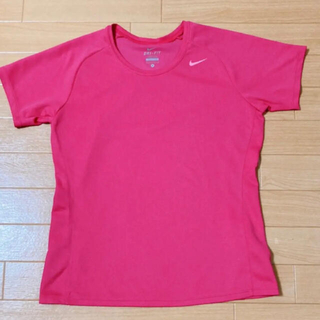 NIKE - 【レディースLサイズ】ナイキ ランニングウェア Tシャツ スポーツウェア