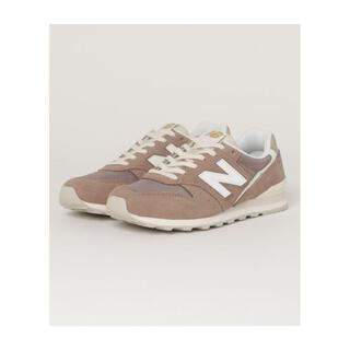 New Balance - New Balance ニューバランス WL996HR2 ブラウン 25cm