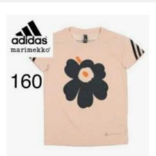 adidas - 【マリメッコ×アディダス】コラボ Tシャツ160