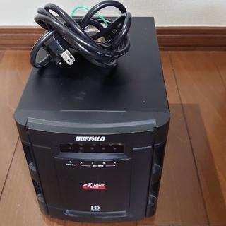 バッファロー(Buffalo)のBUFFALO HD-Q2.0TSU2/R5(PCパーツ)
