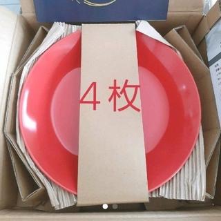 【新品未使用】サントリー金麦 あいあいカレー皿 4枚&特製カレースプーン2本