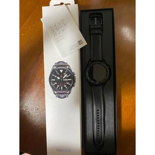 ギャラクシー(Galaxy)の最終お値下げ🌟GALAXYウォッチ3🌟おまけ付き🌟(腕時計(デジタル))