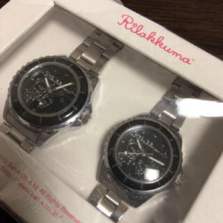 サンエックス(サンエックス)の★リラックマ  ペアウォッチ 腕時計★(腕時計)