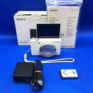 SONY - 【Wi-Fi内蔵】 SONY DSC-WX500 【30倍ズーム】