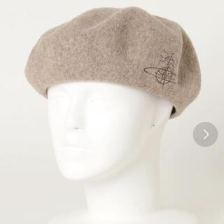 Vivienne Westwood - ヴィヴィアンウエストウッド ベレー帽 グレー