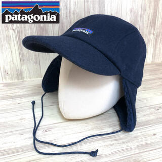 パタゴニア(patagonia)の【完売品】Patagonia Recycled Wool Ear FlapCap(キャップ)