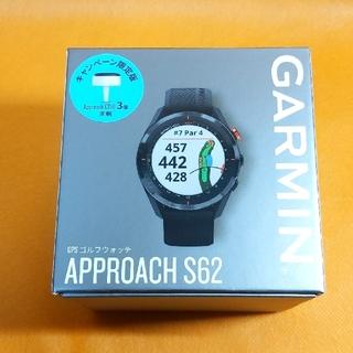 GARMIN - 【新品】GARMIN Approach ガーミン アプローチ S62
