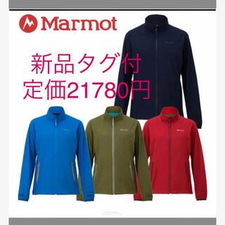 マーモット(MARMOT)の新品タグ付marmot中綿ウールジャンパー(登山用品)