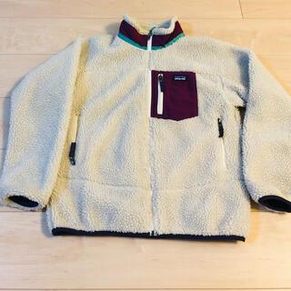 パタゴニア(patagonia)のパタゴニア レトロX キッズ(XL) フリースジャケット(ジャケット/上着)