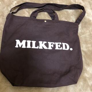 ミルクフェド(MILKFED.)の未使用 MILKFED.トートバッグ(トートバッグ)