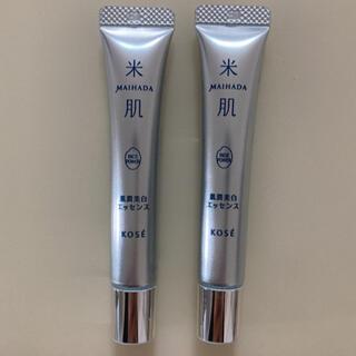 KOSE - 米肌 肌潤美白エッセンス12ml2本セット