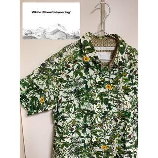 ホワイトマウンテニアリング(WHITE MOUNTAINEERING)のホワイトマウンテニアリング 半袖シャツ(シャツ)