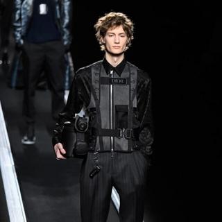 DIOR HOMME - Dior homme レオパード シャツ